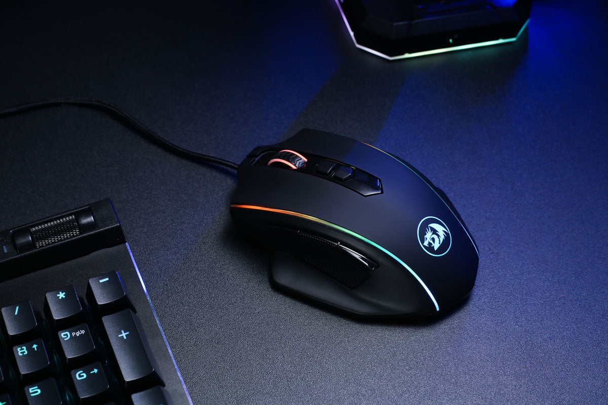 redragon m720 (Open-box) mice