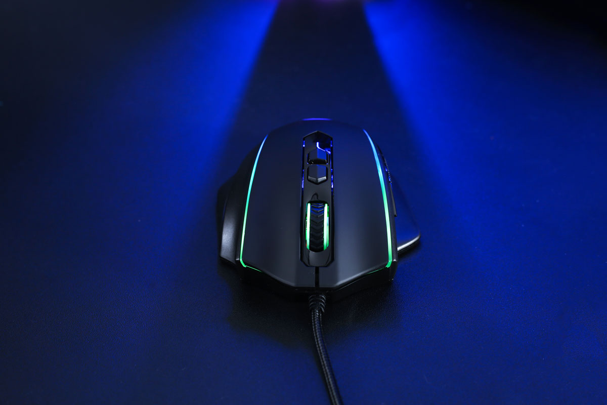 redragon m720 gaming mouse (Open-box)