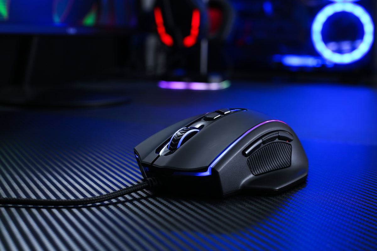 redragon m720 mouse (Open-box)