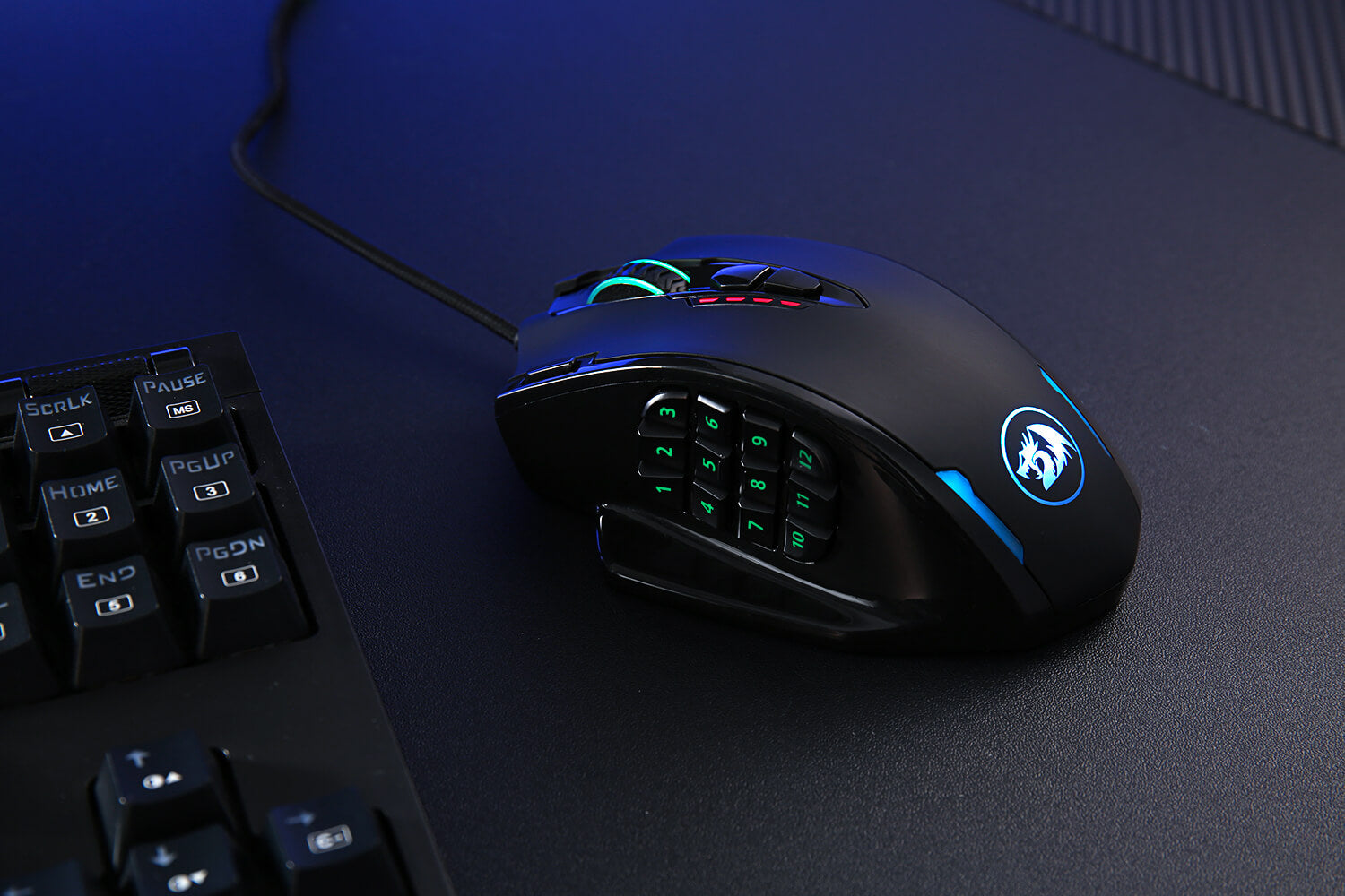 redragon mouse m908