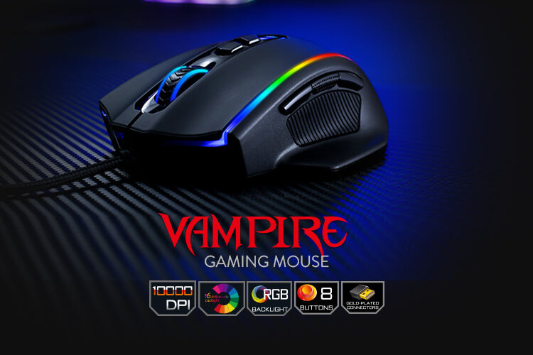redragon gaming mouse (Open-box)