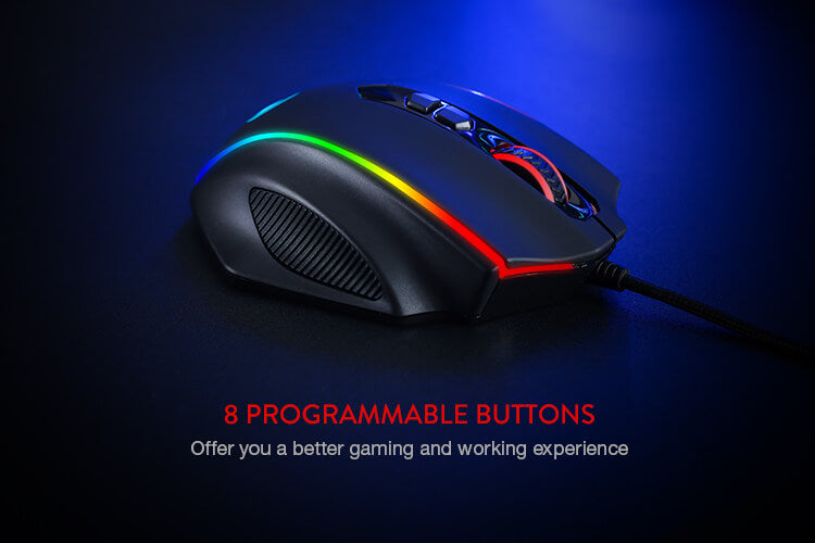 redragon m720 gaming mouse
