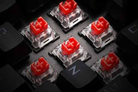Redragon Red Gaming switches