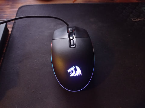 redragon m719 gaming wired optical mouse