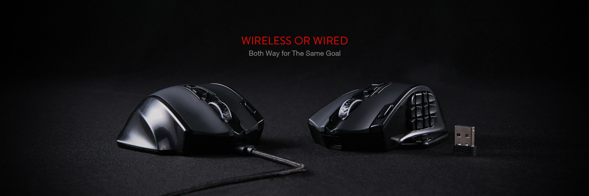 redragon m913 mmo mouse