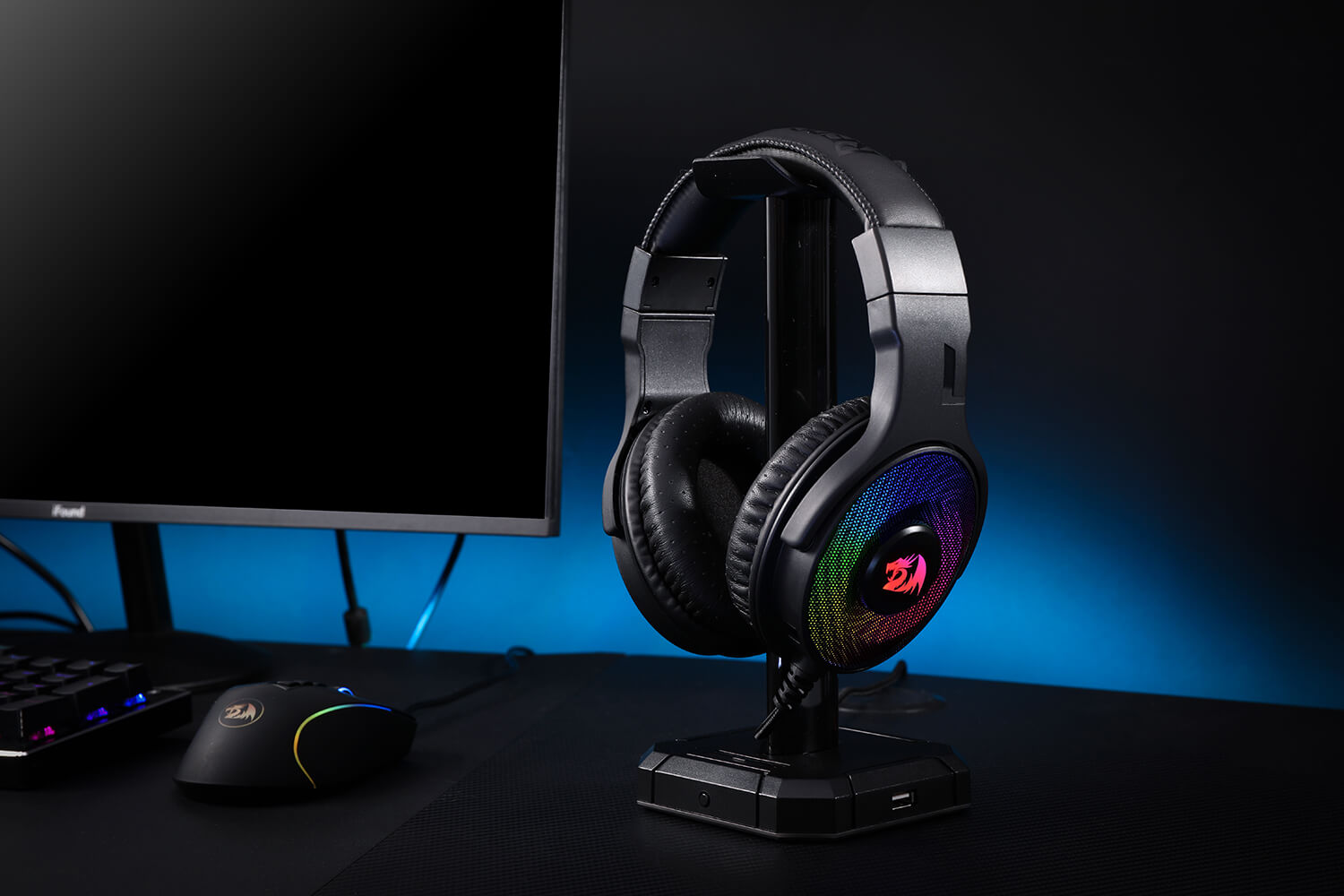 Over-Ear Headphones Works for PC/PS4/XBOX One/NS