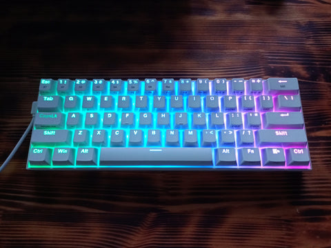 redragon 60% gaming keyboard