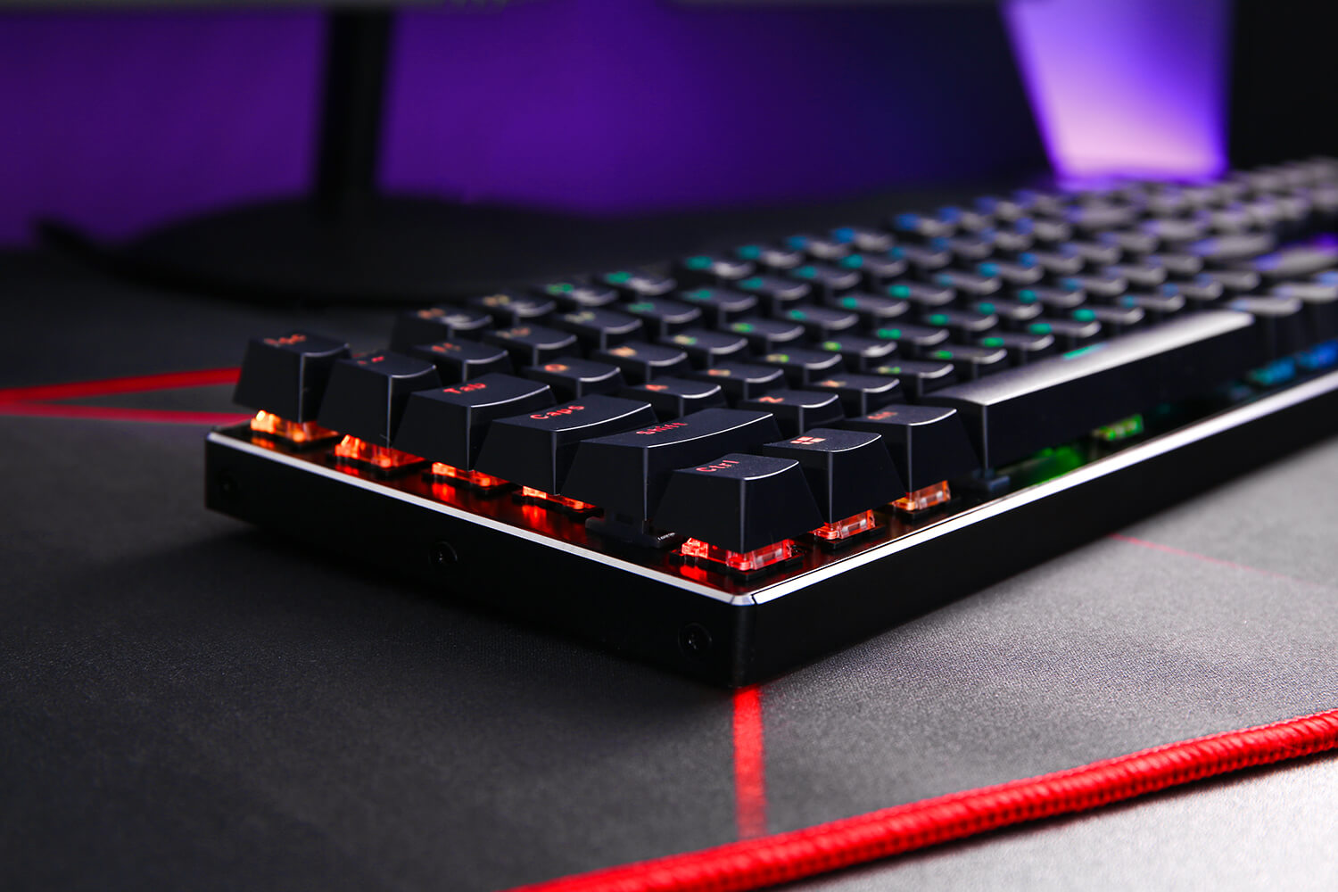 redragon k556 mechanical keyboard