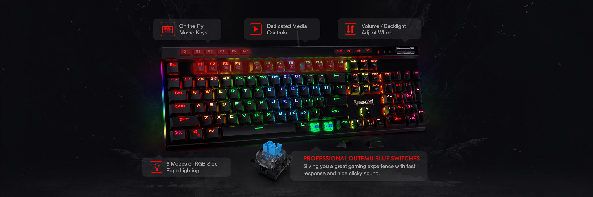 redragon k580 vata review