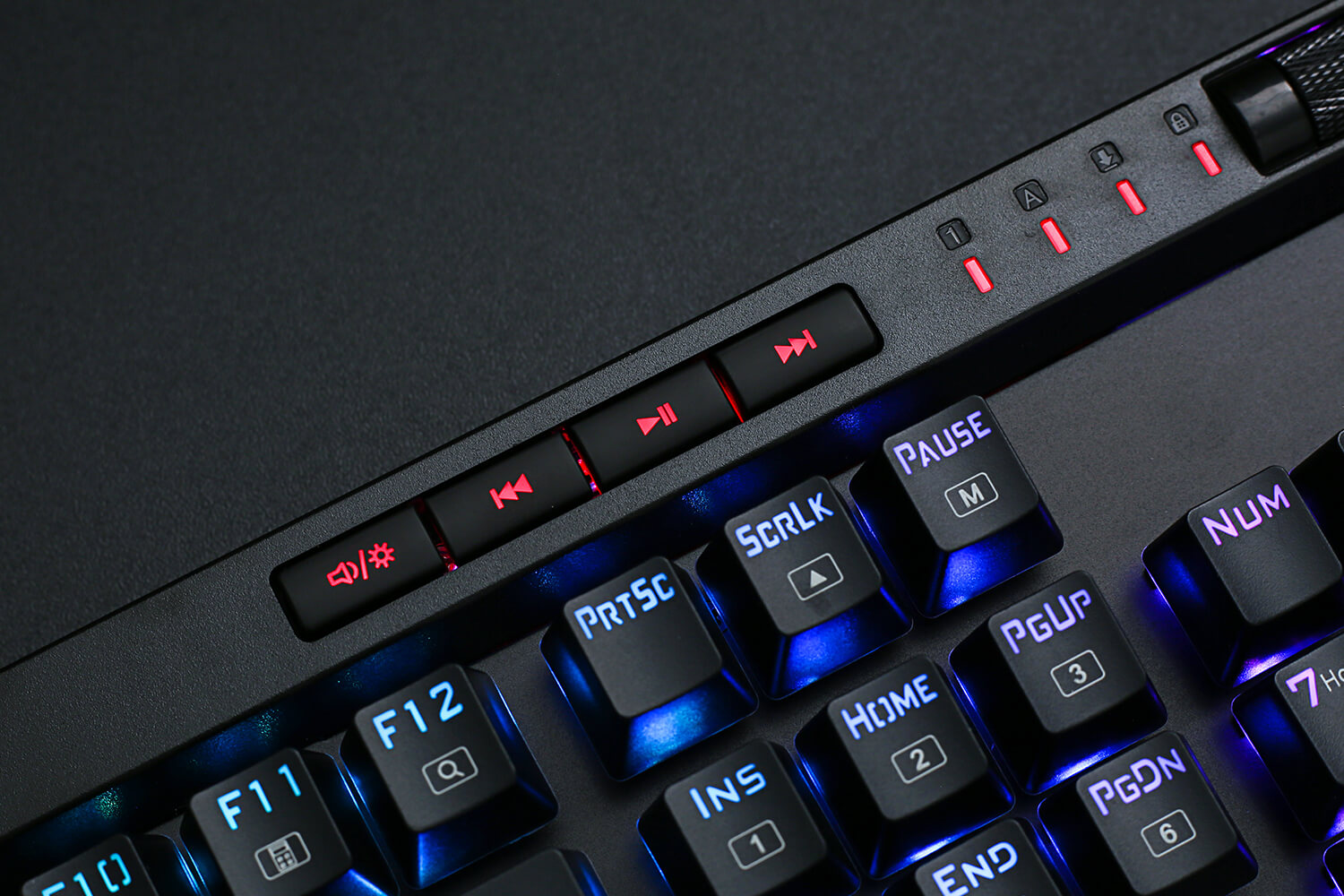 Redragon k580-pro brown switches keyboard  with Dedicated Media Controls
