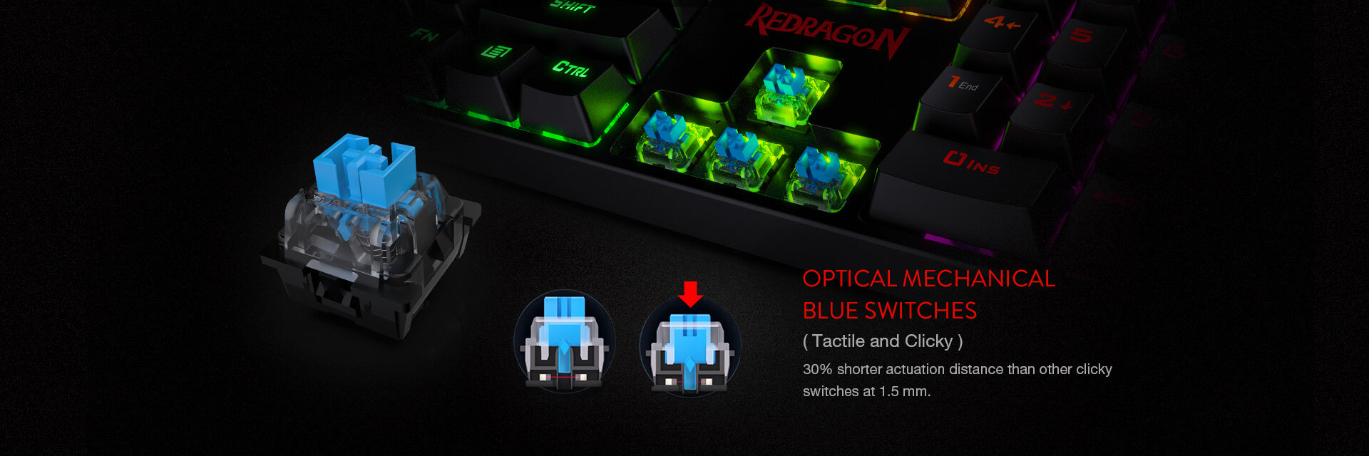 redragon k582 pro gaming keyboard