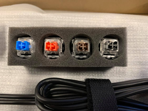 redragon gaming keyboard spare switches