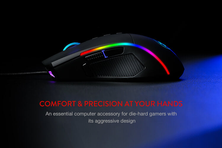 redragon m721 gaming mouse