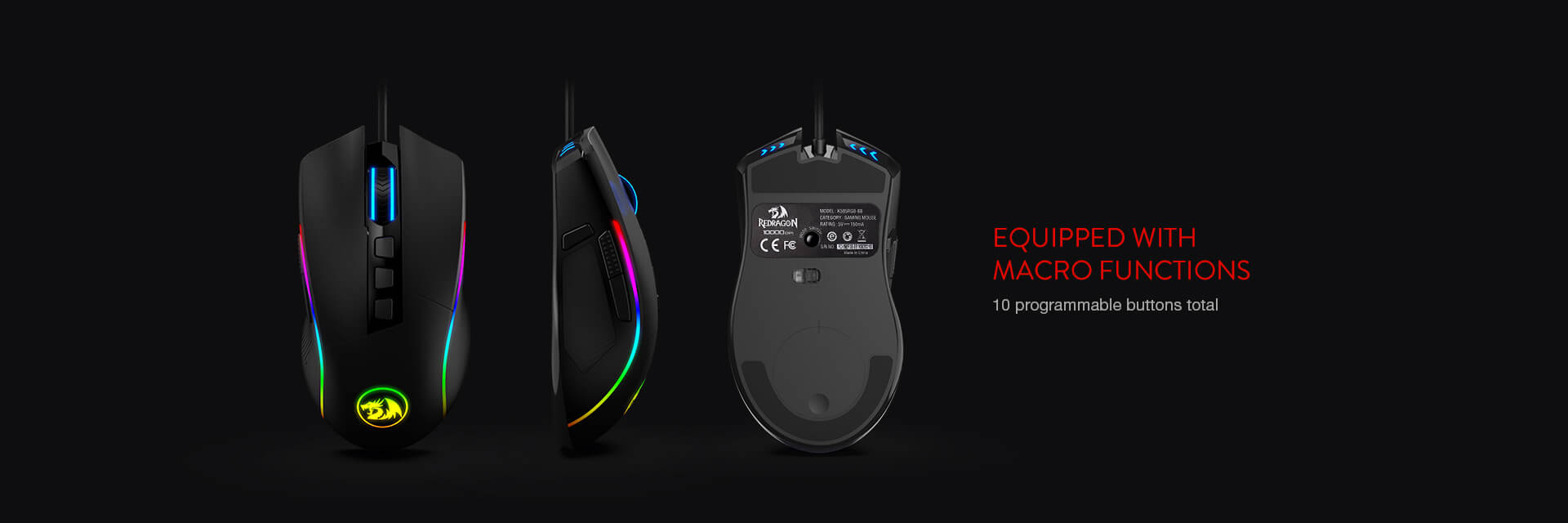 redragon mouse