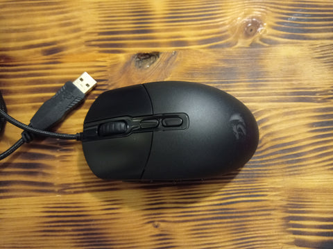 m719 wired optical gaming mouse
