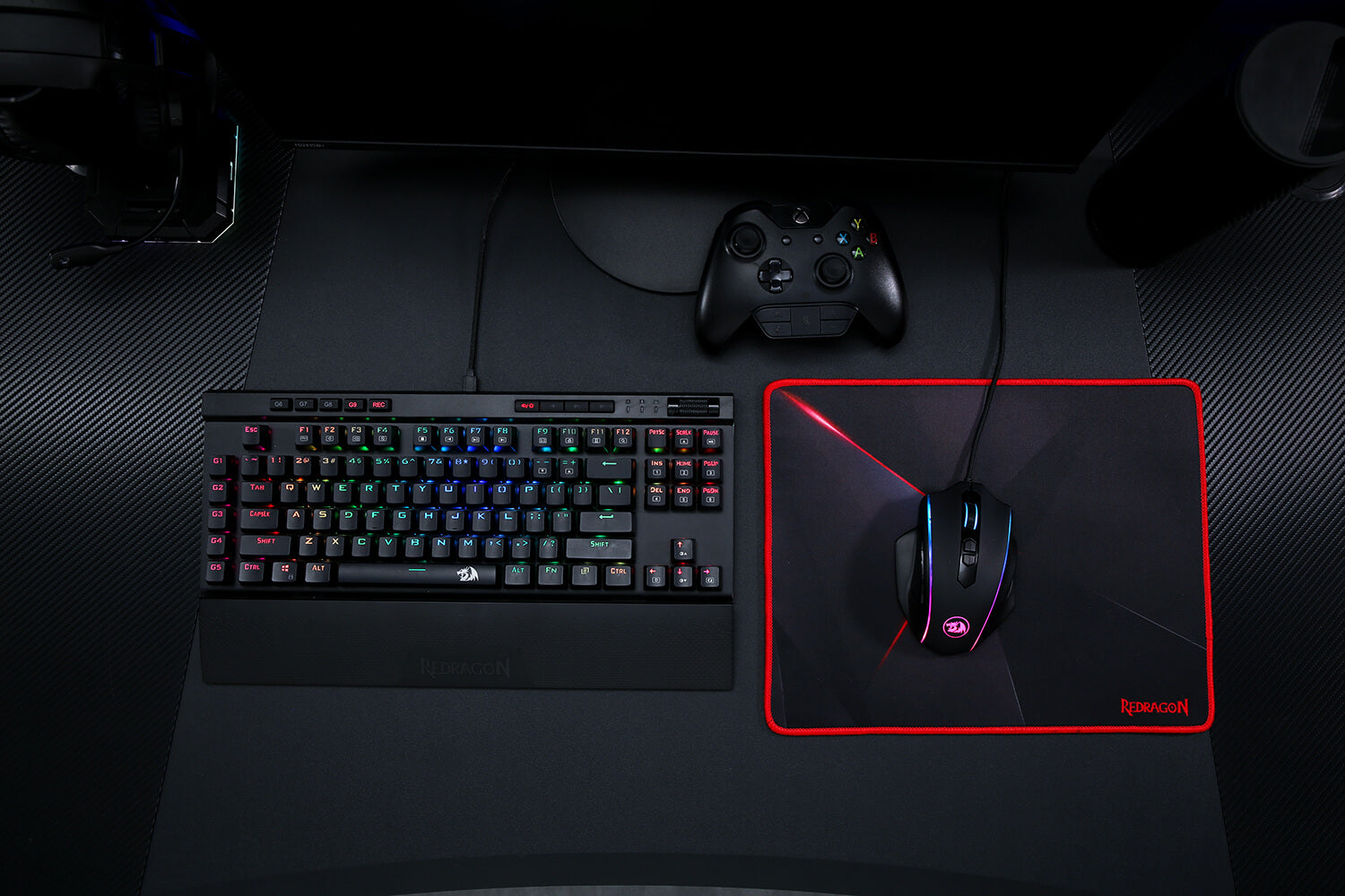 small gaming mouse pad
