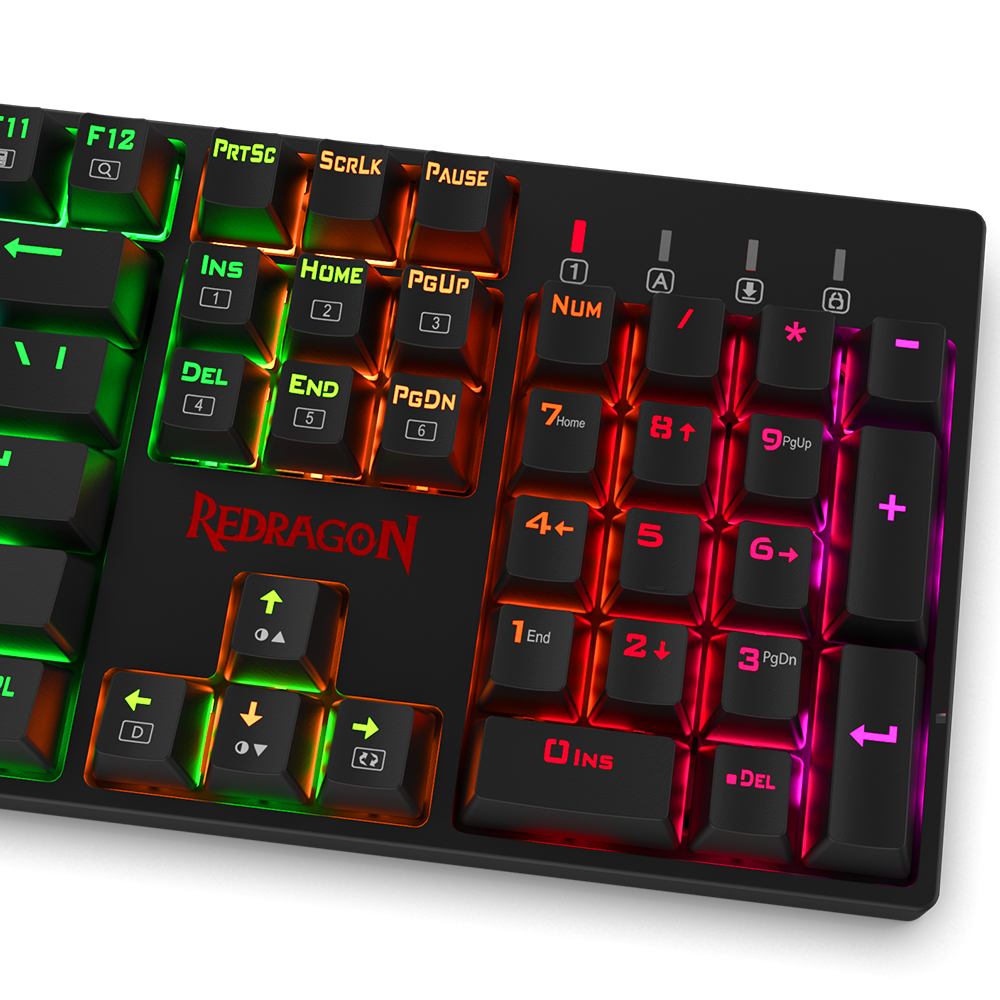 Redragon K582-PRO Mechanical RGB Gaming Keyboard 3