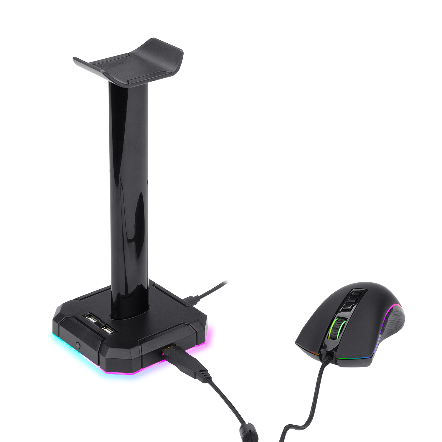 Redragon HA300 Scepter Pro Headset Stand 4