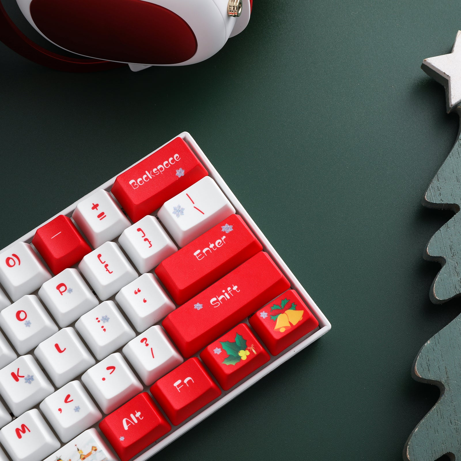 Keycaps Christmas Limited Edition