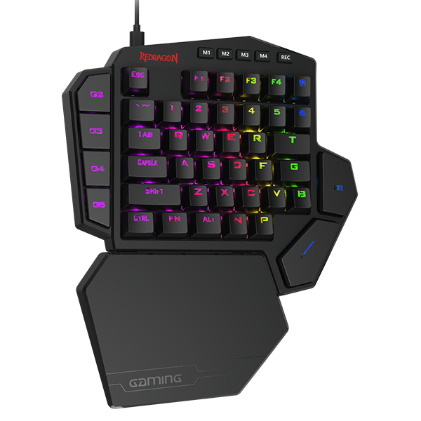 Redragon K585 DITI one-handed keyboard