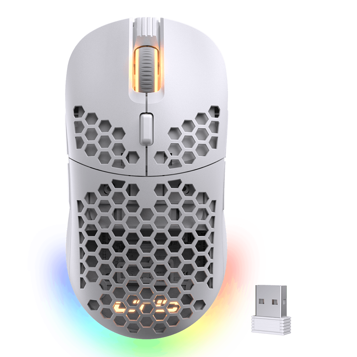 LTC Mosh Pit RGB Wireless/Wired Gaming Mouse