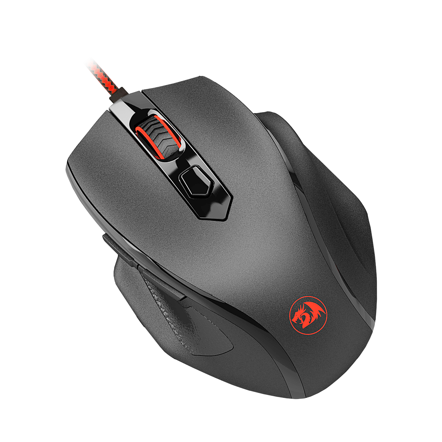 Redragon M709-1 Tiger2 Red LED Gaming Mouse 3