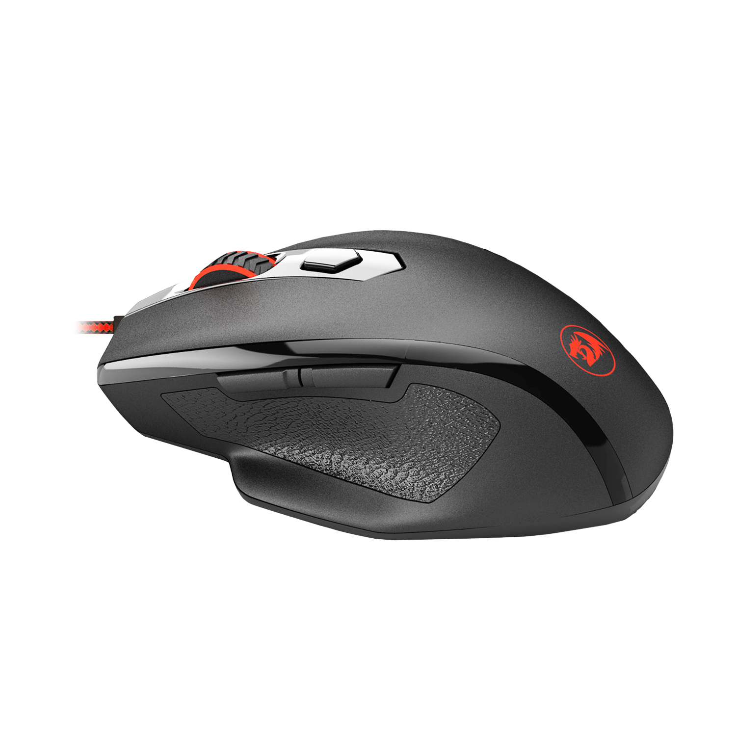 Redragon M709-1 Tiger2 Red LED Gaming Mouse 4