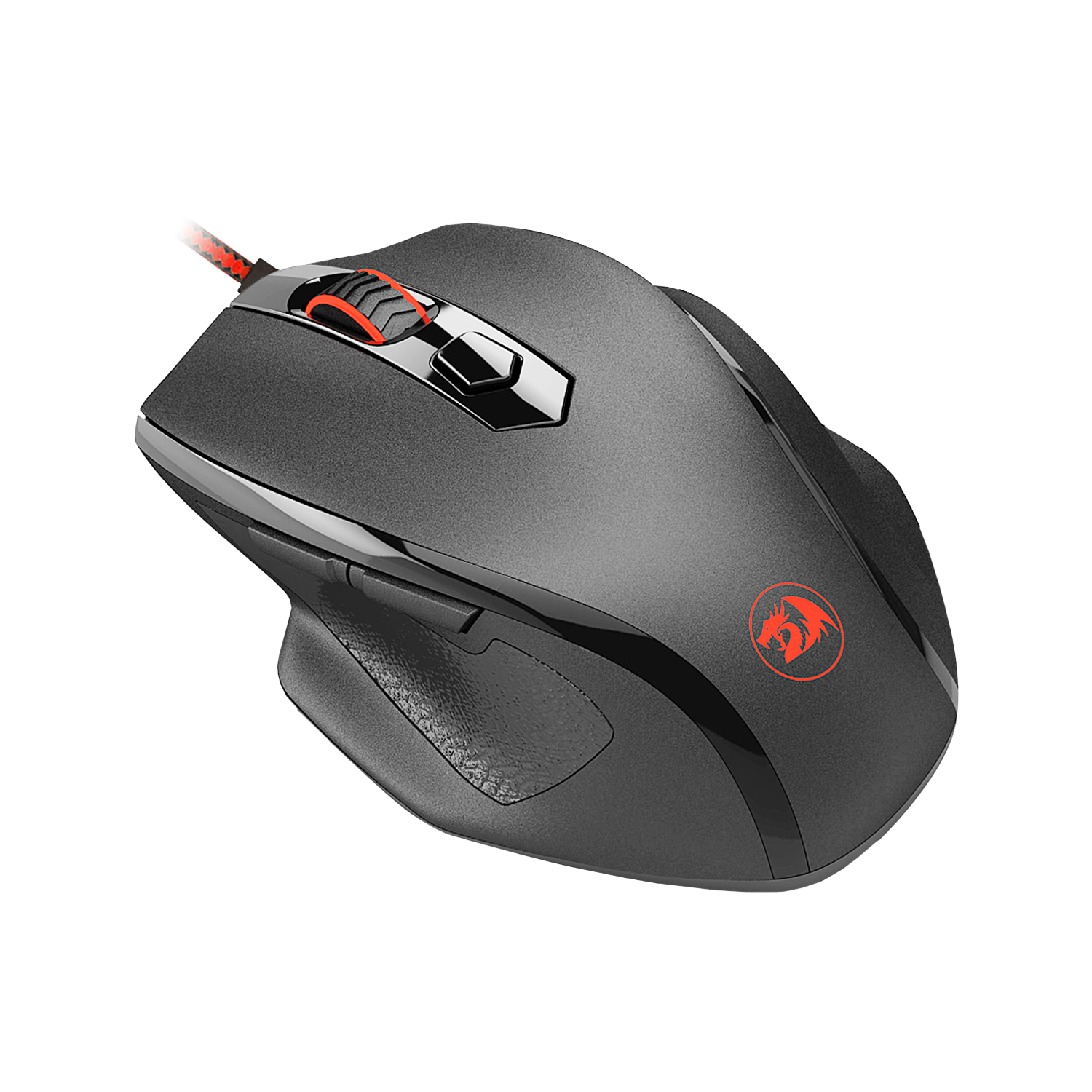 Redragon M709-1 Tiger2 Red LED Gaming Mouse 5