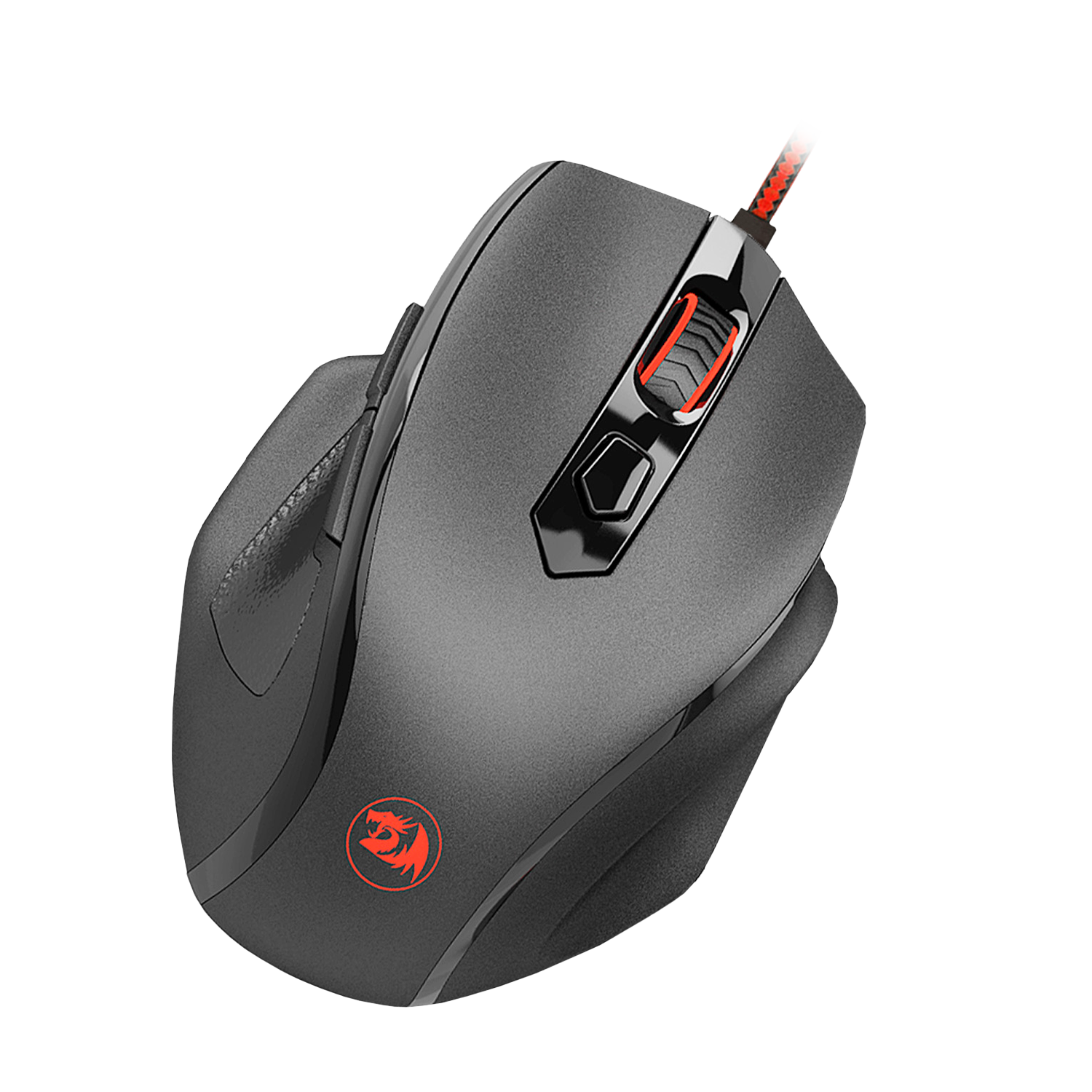 Redragon M709-1 Tiger2 Red LED Gaming Mouse 7