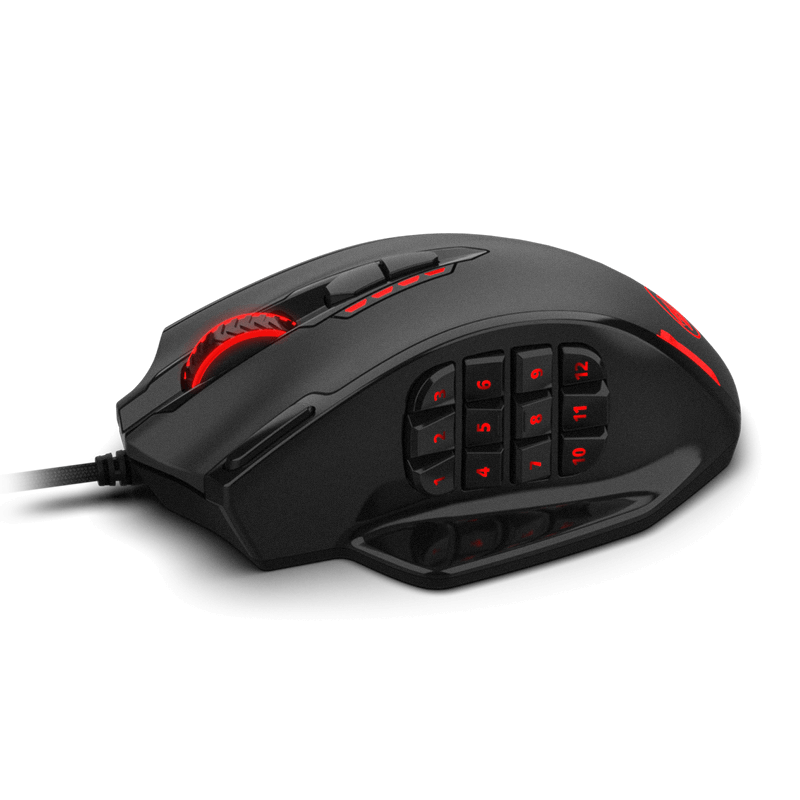 Redragon Impact M908 MMO Mouse