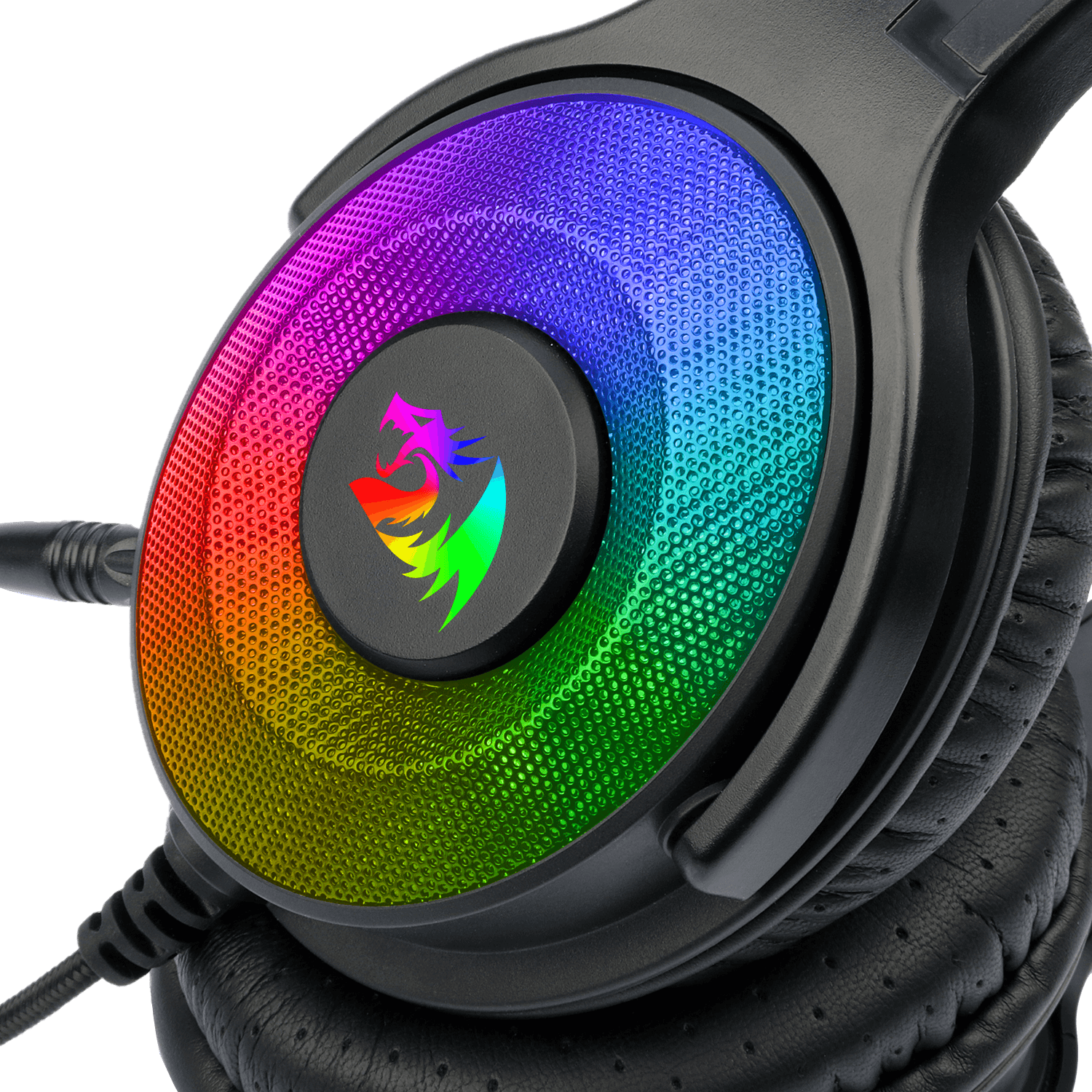 RGB Wired Gaming Headset