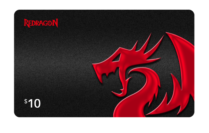 Redragon Gift Card $10