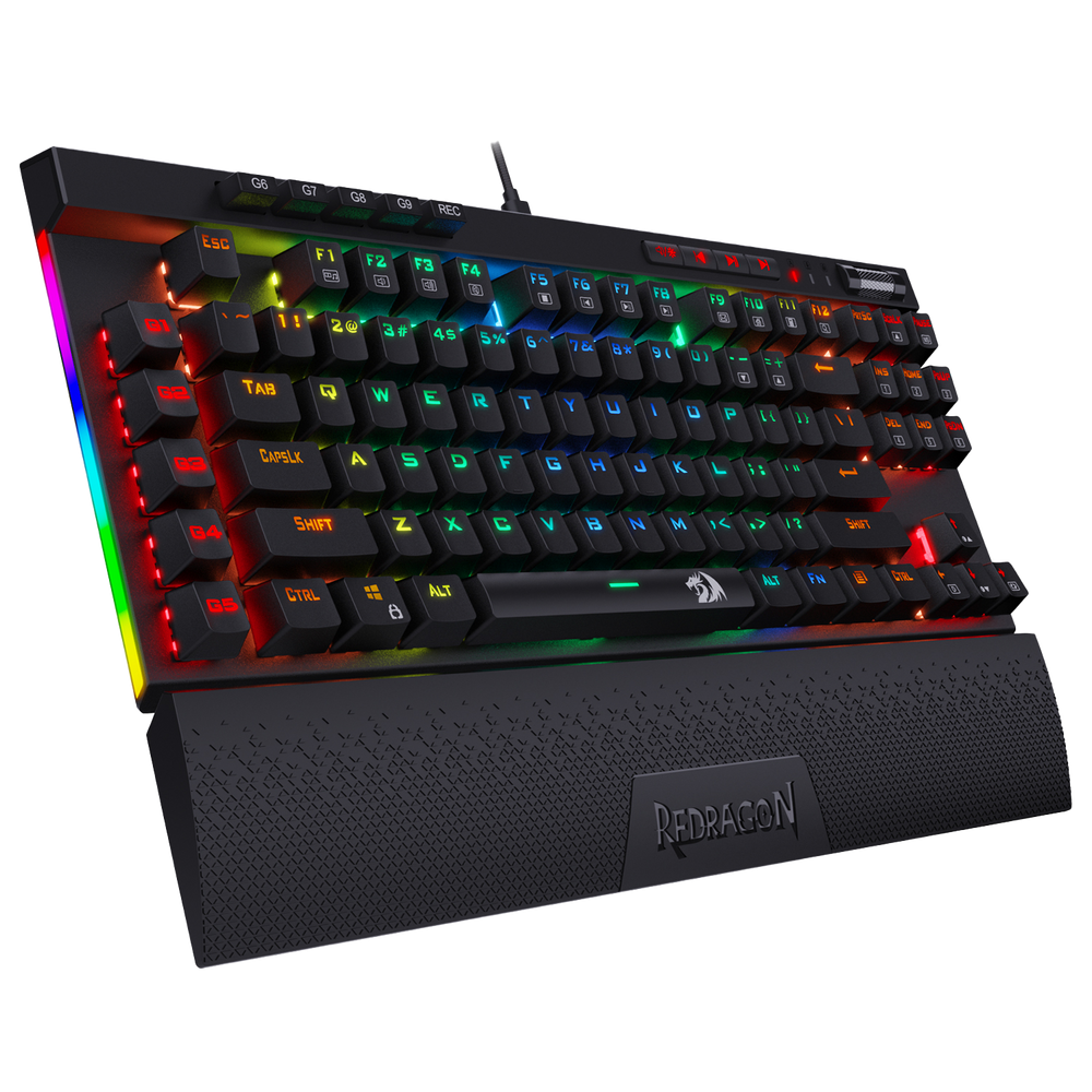 87 Keys Compact RGB TKL Mechanical keyboard