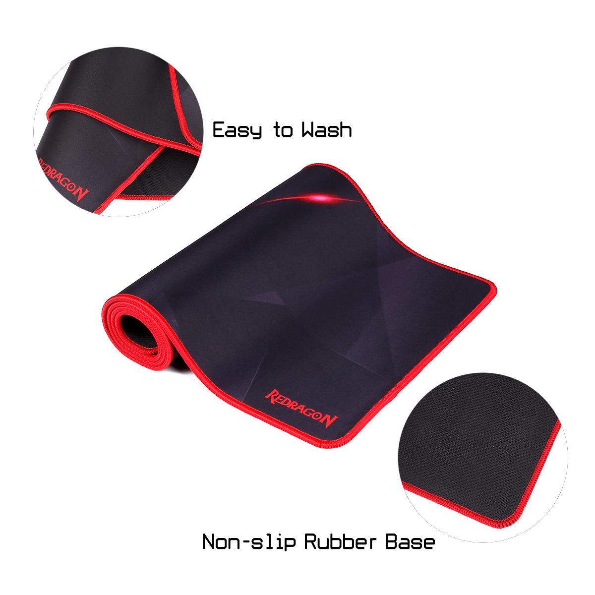 redragon mouse pad