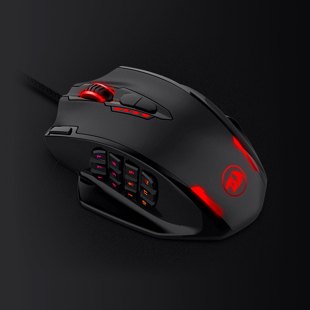Laser Wired Gaming Mouse