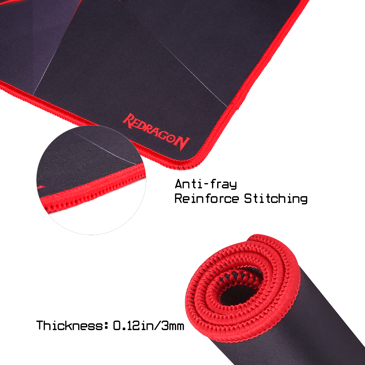 redragon mouse and mousepad