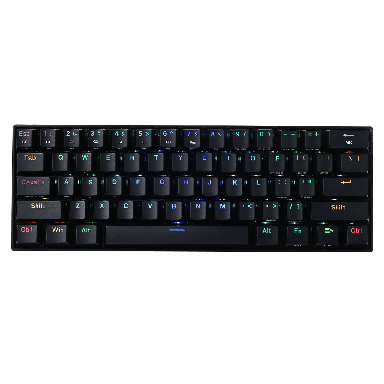 redragon k530 gaming keyboard bundle