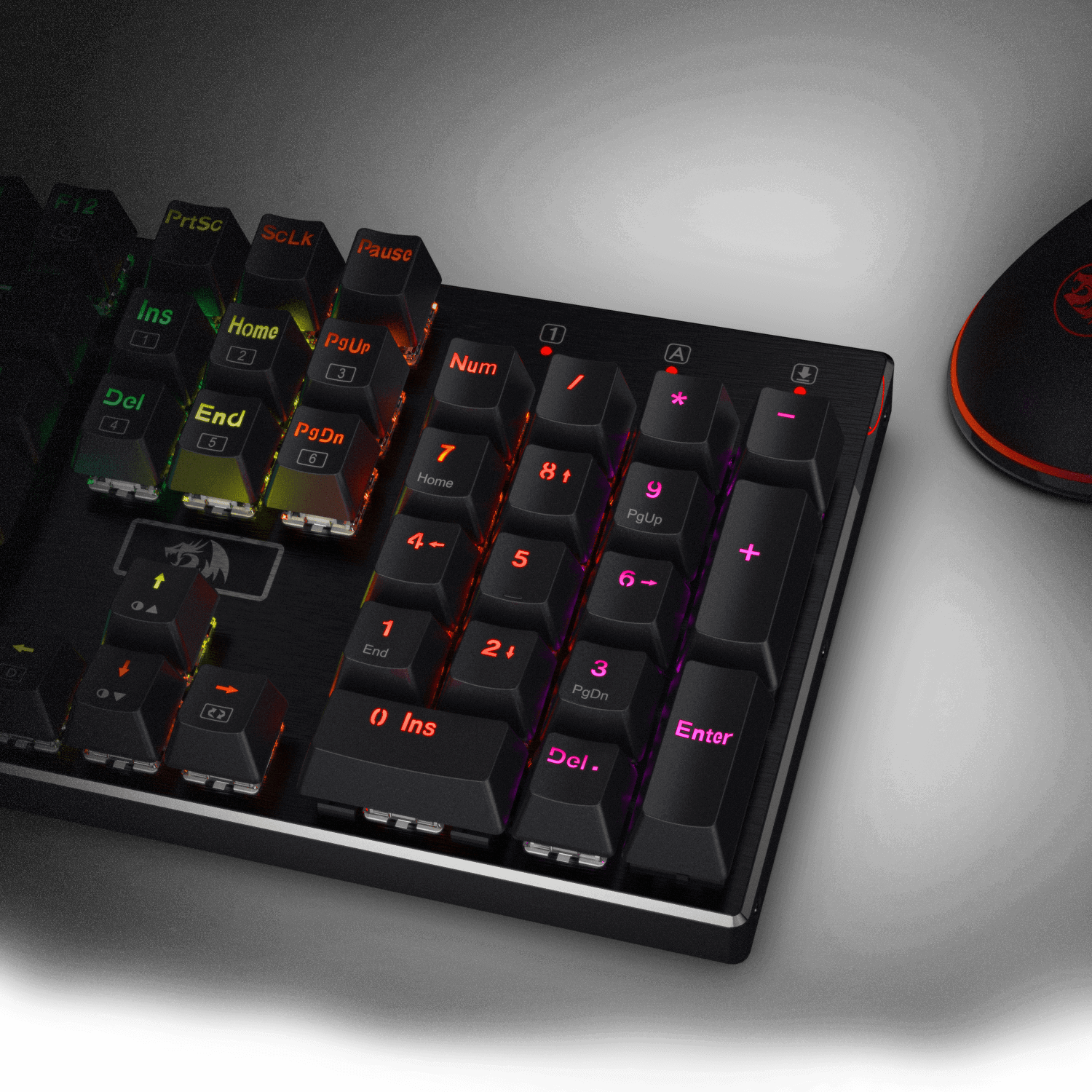 redragon keyboard k556