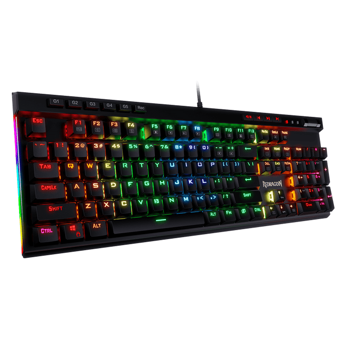 redragon k580 vata hot swappable keyboard
