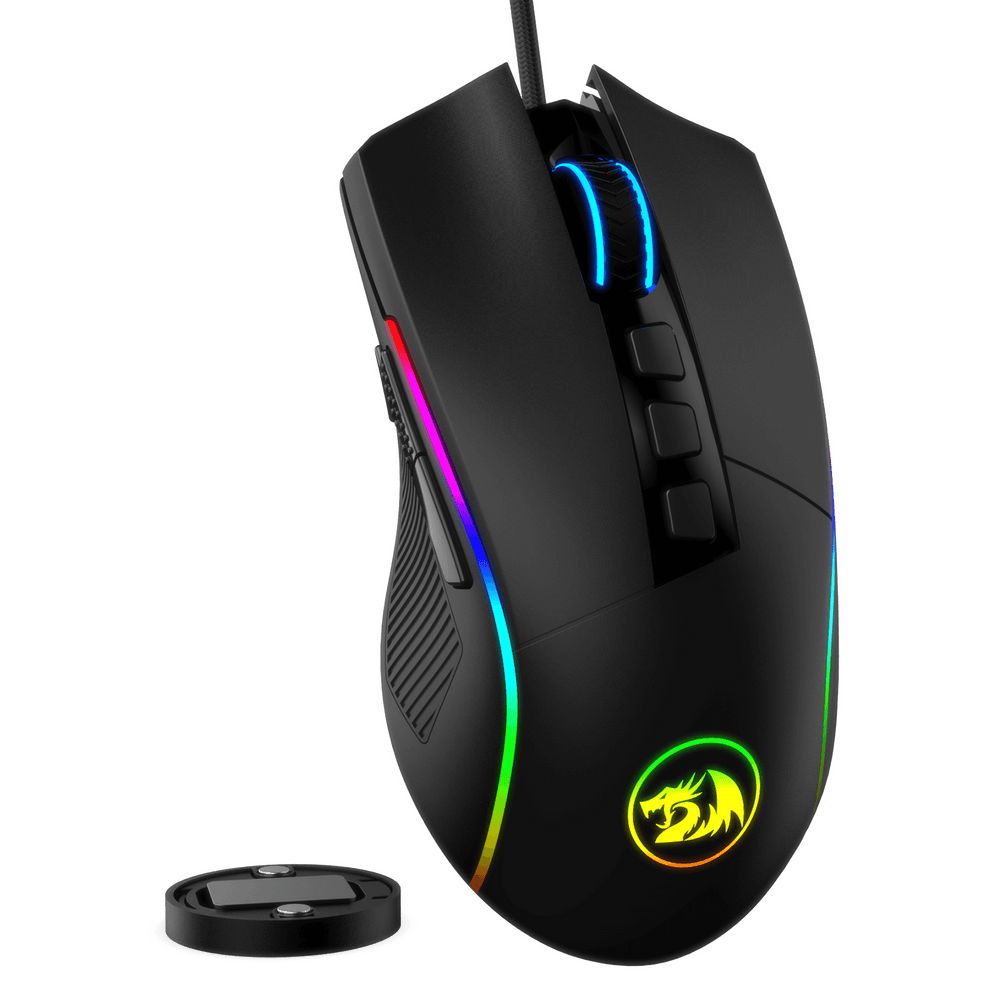 optical mouse redragon m721-pro lonewolf2