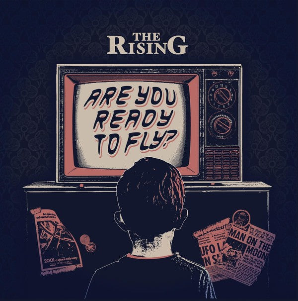 MERC SOUNDS - THE RISING - ARE YOU READY TO FLY?