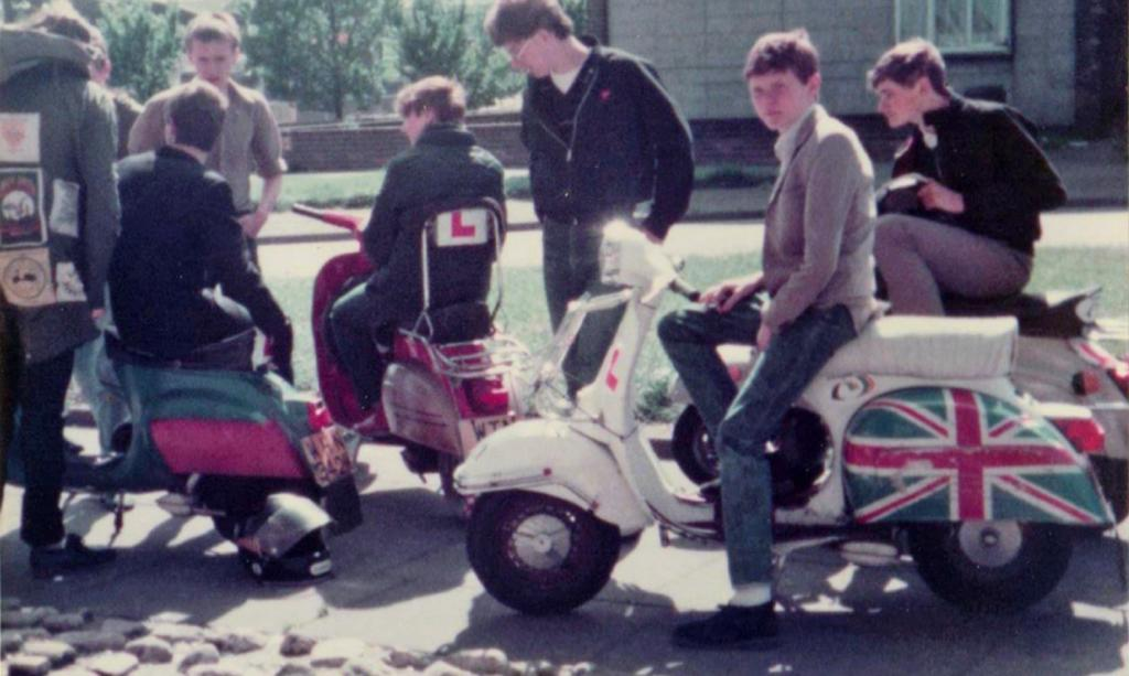 When You're Young - Tony Briggs and the Sunderland Mods