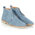 Slate Blue|Hanover Desert Boot - Merc London
