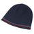 Navy|Lombard Beanie - Merc London