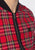 Red|Ainslie Tartan Bomber Jacket - Merc London