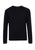 Black|Berty Cashmere Blend Jumper - Merc London