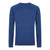 Blue Marl|Berty Cashmere Blend Jumper - Merc London