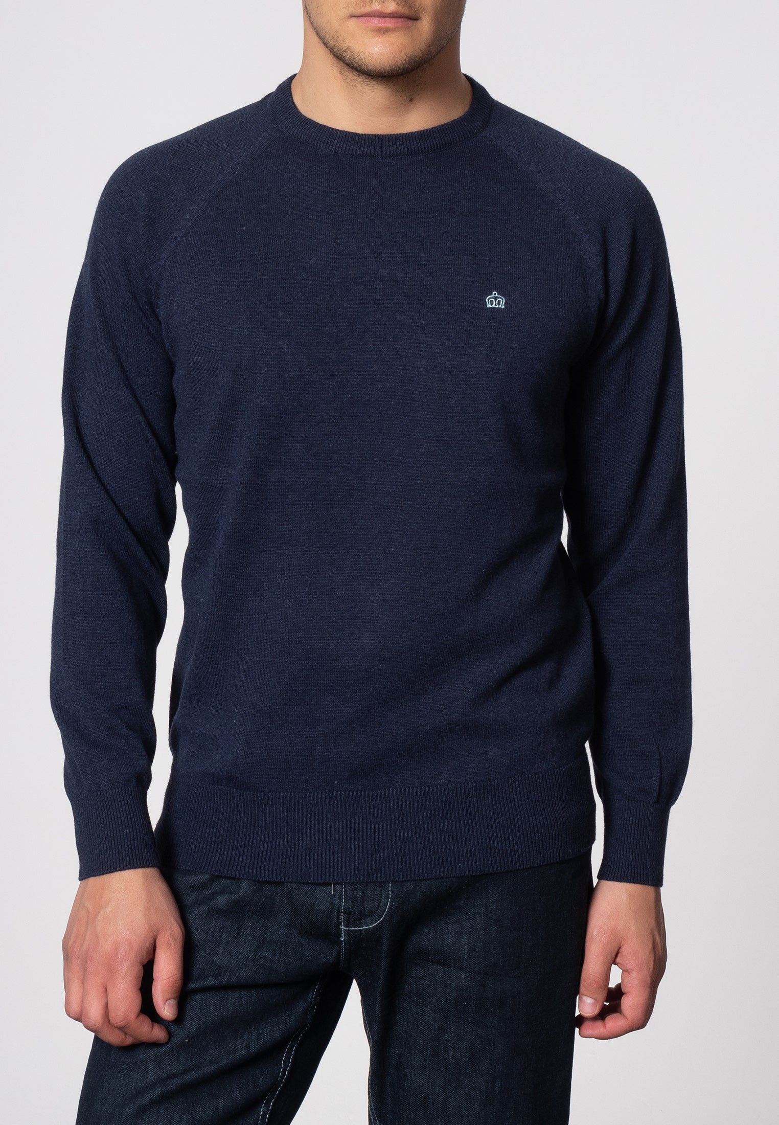 Berty Cashmere Blend Jumper - Merc London