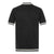 Black|Sadler Knit Polo - Merc London