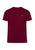 Burgandy|Keyport T-Shirt - Merc London